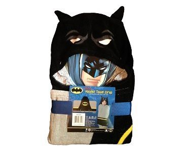 Hooded Batman Towels