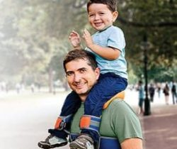 baby carrying saddle
