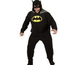 caped batman onesie