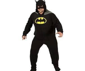 caped batman onesie