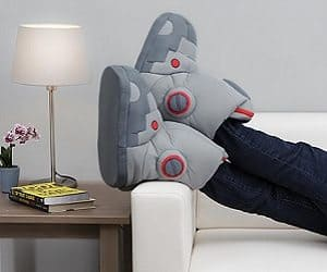 robot slippers