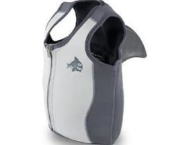shark fin life vest