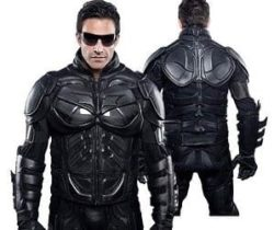 Batman Leather Jacket Replica