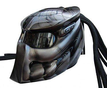 PREDATOR-MOTORCYCLE-HELMETS