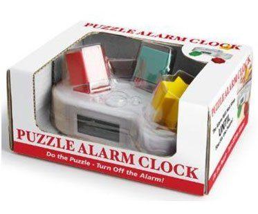 PUZZLE-ALARM-CLOCK