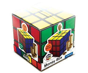 RUBIK'S-CUBE-MONEY-BOXES