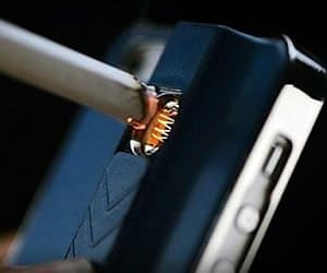 iPhone 5 lighter case