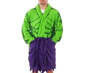 incredible hulk bathrobe