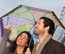 london map umbrella