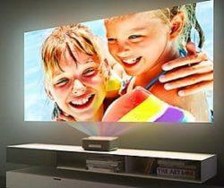 smart wireless projector