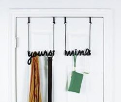 yours and mine door hooks