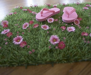 Daisy And Grass Placemat