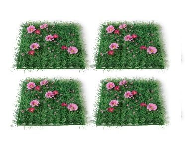 Daisy And Grass Placemats