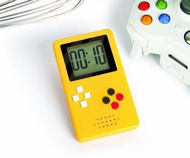 Handheld Game Digital Timer