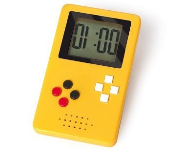 Handheld Game Digital Timers