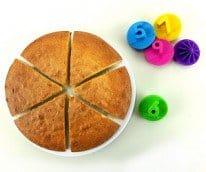 cake slice marker set