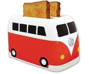 campervan toaster. Black Bedroom Furniture Sets. Home Design Ideas