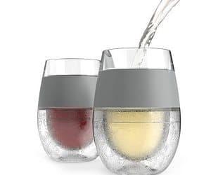 cooling wine glasses