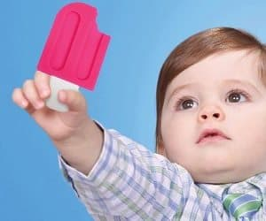 popsicle teether