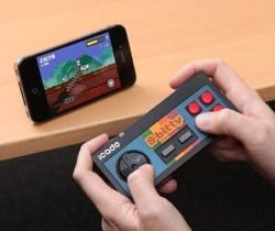 retro wireless game controller