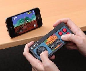 retro wireless game controller