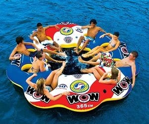 ten person float