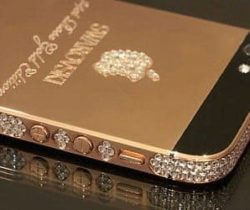 24 Karat Gold iPhone 5S