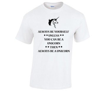 BE-A-UNICORN-T-SHIRT