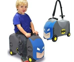 Batman Ride-On Case