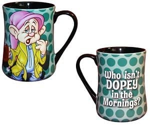 Dopey morning mug