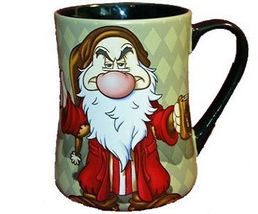 Grumpy Morning Mugs
