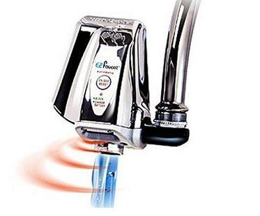 Hands Free Automatic Faucet Adaptors