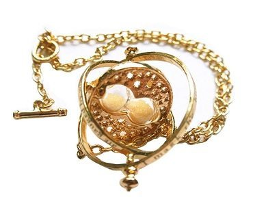 Hermione's Time Turner Necklaces