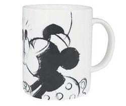 Mickey And Minnie Kissing Mug