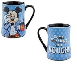 Mickey Mouse morning mug