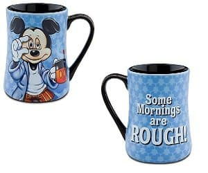Mickey Mouse Morning Mug