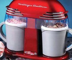 freezable mugs ice cream maker