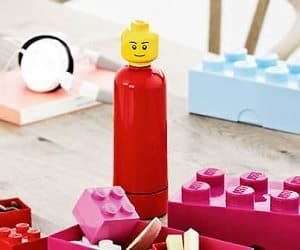 lego drink bottle