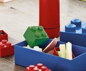 mini lego lunch box