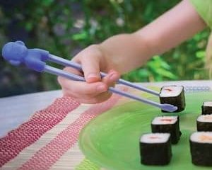 monkey chopsticks