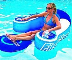 personal pool float