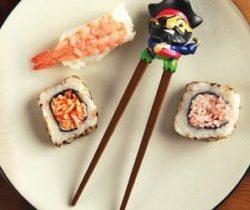 pirate chopsticks