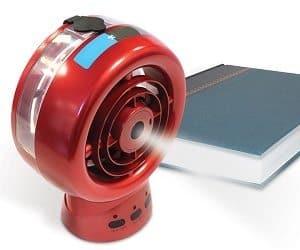 portable misting fan