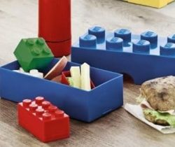 small lego lunch box