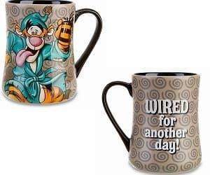 tigger morning mug
