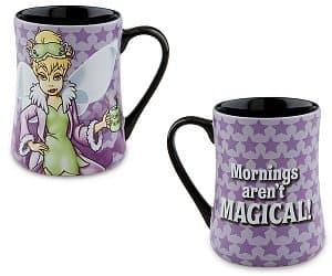 tinkerbell morning mug