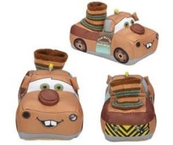 tow mater sock top slippers
