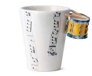 yellow drum mug
