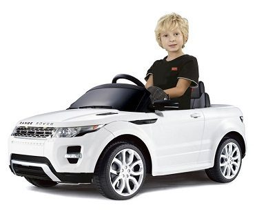 Mini Range Rover Battery Car