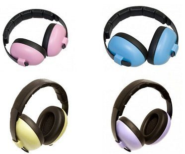 Noise Reducing Baby Earmuffs selection